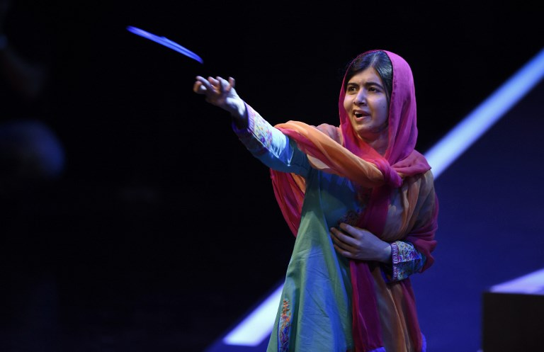 Malala Yousufzai Nobel Prize Winner