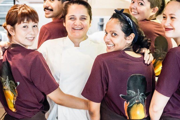 Indian journalist-turned-chef wins Michelin star – Cutacut