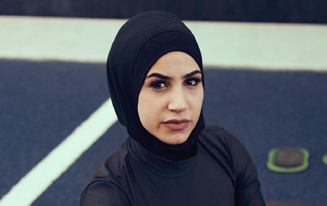 female boxers hijab