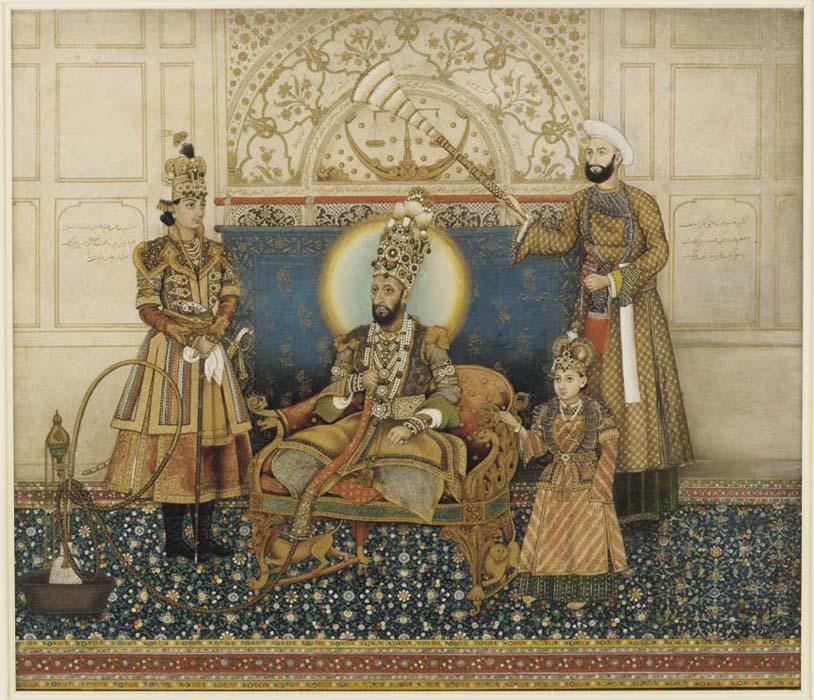 mughal-era documents