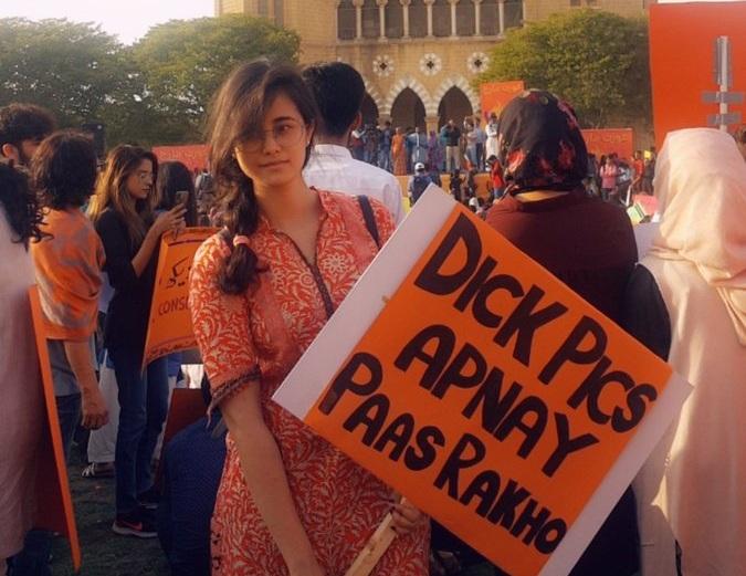 aurat march rape culture