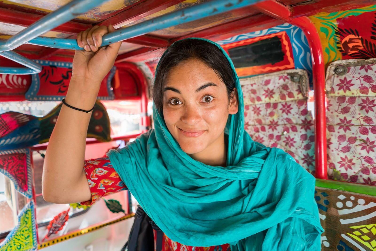 travel blogger pakistan