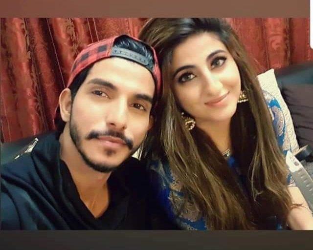 Mohsin Abbar Haider domestic violence