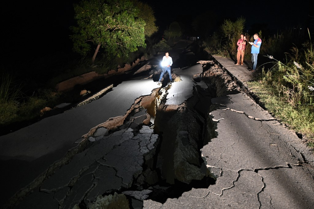 ajk earthquake