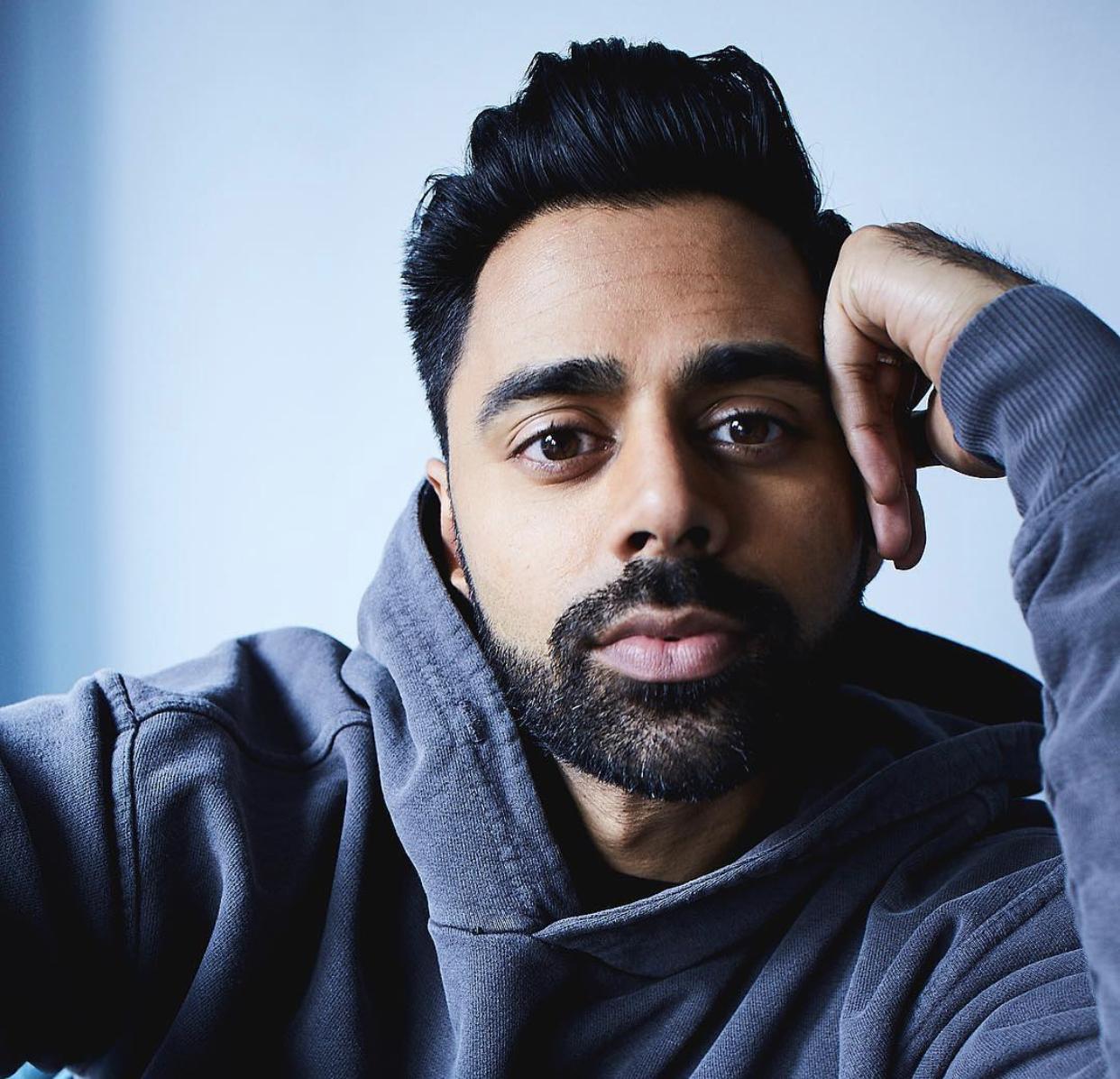 Hasan Minhaj black