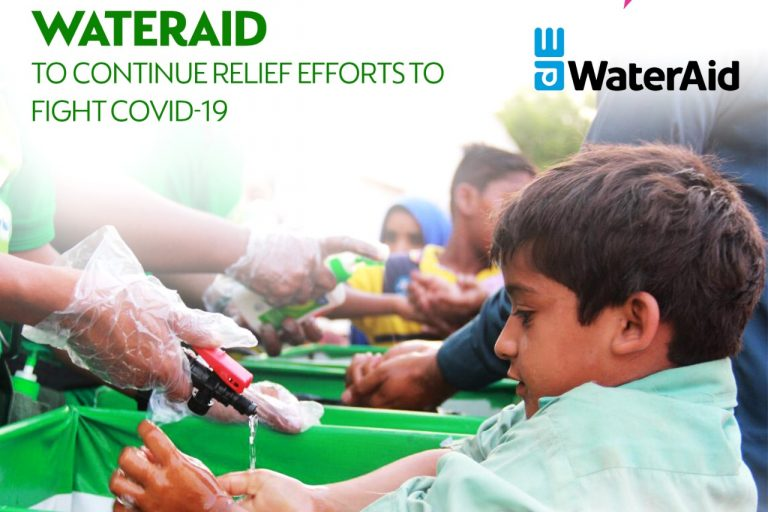 Reckitt Benckiser WaterAid