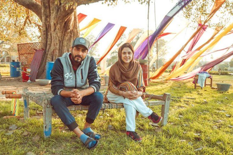 webseries lyari gang war nabeel qureshi fizza meerza