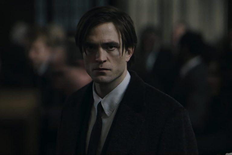 The Batman trailer Robert Pattinson