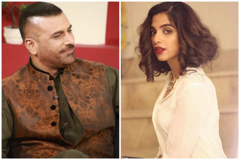Shamoon Abbasi about Sonya Hussyn