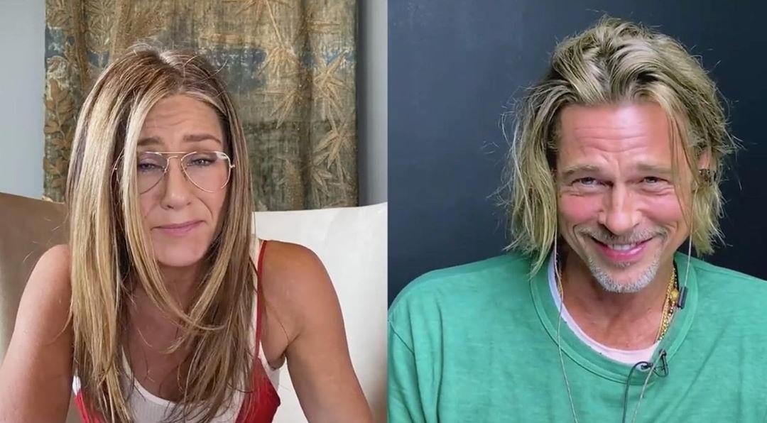 Brad Pitt and Jennifer Anniston reunite on screen after 15 years thumbnail