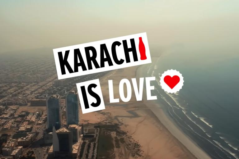 coca-cola karachi song