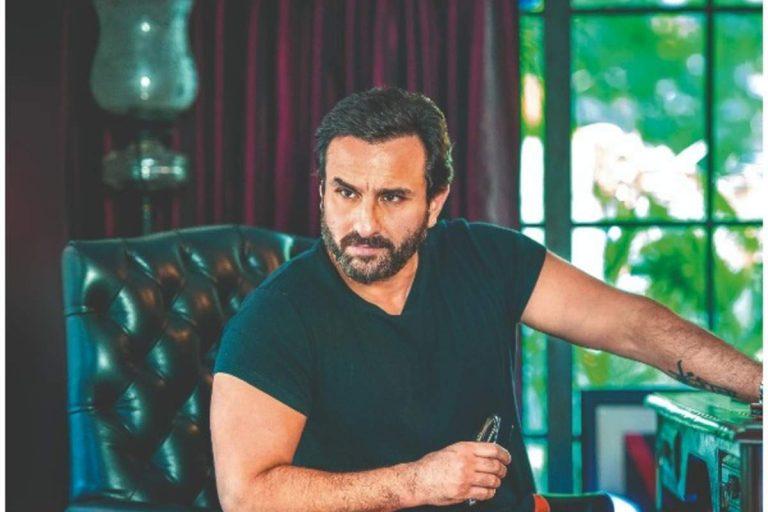 Saif Ali Khan award