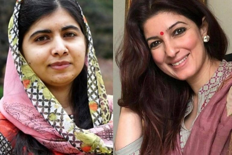 Malala yousafzai twinkle khanna