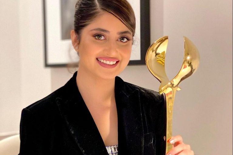 Sajal Aly award