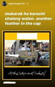 karachi transport