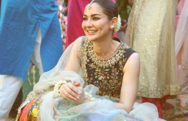 hania aamir make up