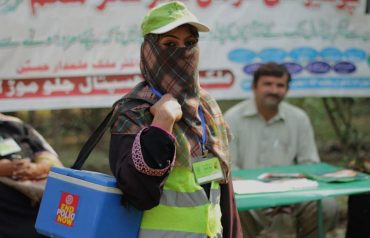 polio workers harassment