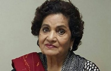 Haseena Moin passed away