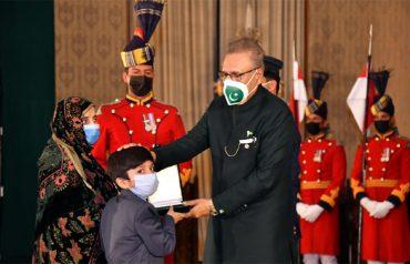 civil awards pakistan