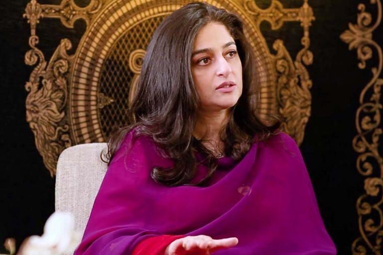 Nadia Jamil latest news