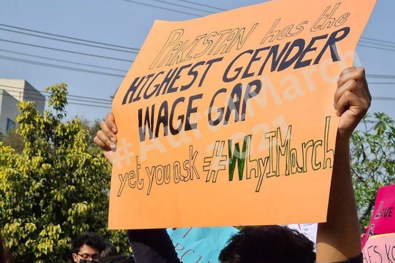 global gender gap report pakistan