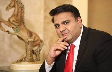 chaudhry fawad hussain twitter