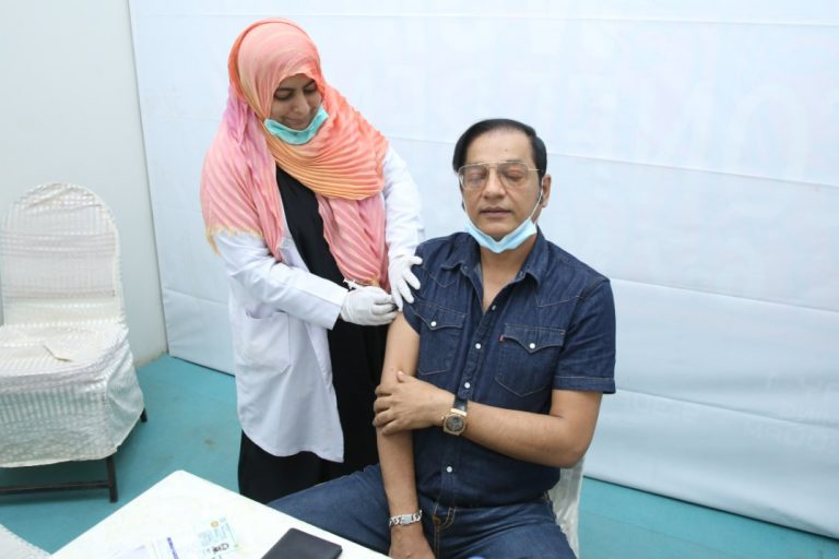 arts council vaccination