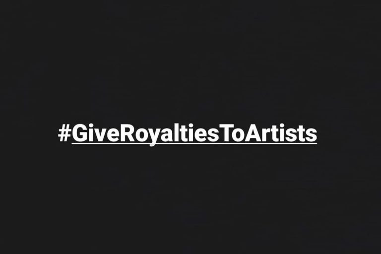 royalties for pakistani artists