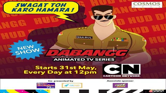 Dabangg animated series