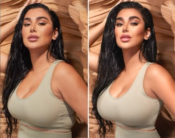 Huda beauty makeup