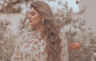 Kiran Khan Makeup