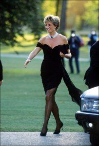 lady diana fashion