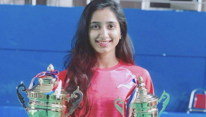 mahoor shahzad Olympics