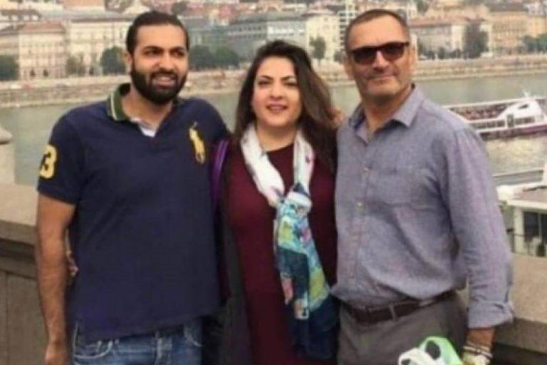 zahir jaffer parents