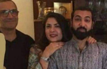 Zahir Jaffer's parents