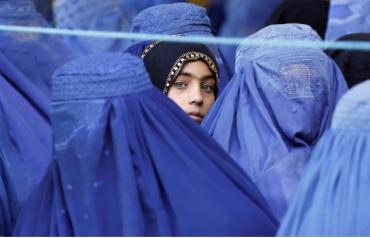 Taliban female education