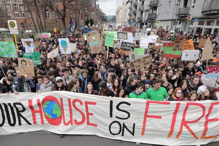 Climate Change news
