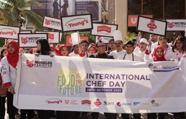 international chefs day